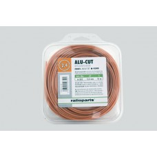 Silk za trimer 2.0mm - 15m alu
